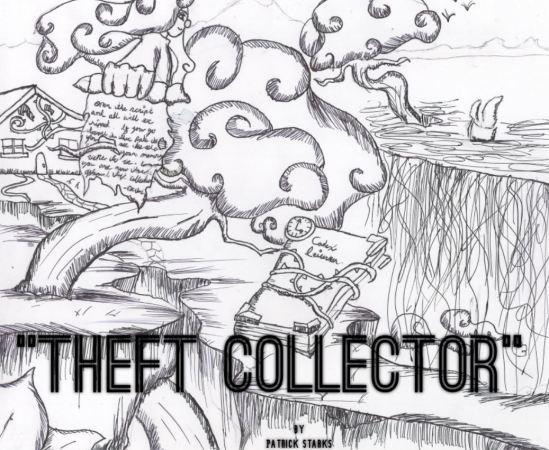 Theft Collector COVER