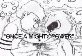 A MIGHTY POWER